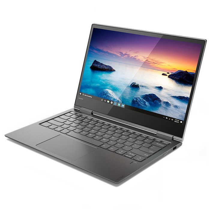 Ноутбук Lenovo Yoga 730?13IKB (81CT0096RU) i5?8250U (1.6) / 8GB / 256GB SSD / 13 FHD Touch / Int: Intel UHD 620 / Win10 (Platinum) ноутбук lenovo v320 17ikb r core i5 8250u 8gb 256gb ssd 17 3 dvd win10pro gray