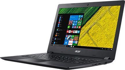 Ноутбук Acer Aspire A315-21 (NX.GNVER.037) AMD A6-9225 (2.6) / 6GB / 1TB / 15 HD / Int: AMD Radeon R4 / noODD / Win10 (Black) new 15 6 lcd touch screen digitizer full assembly display b156xtn03 1 for acer aspire v5 571 v5 571p v5 571pg