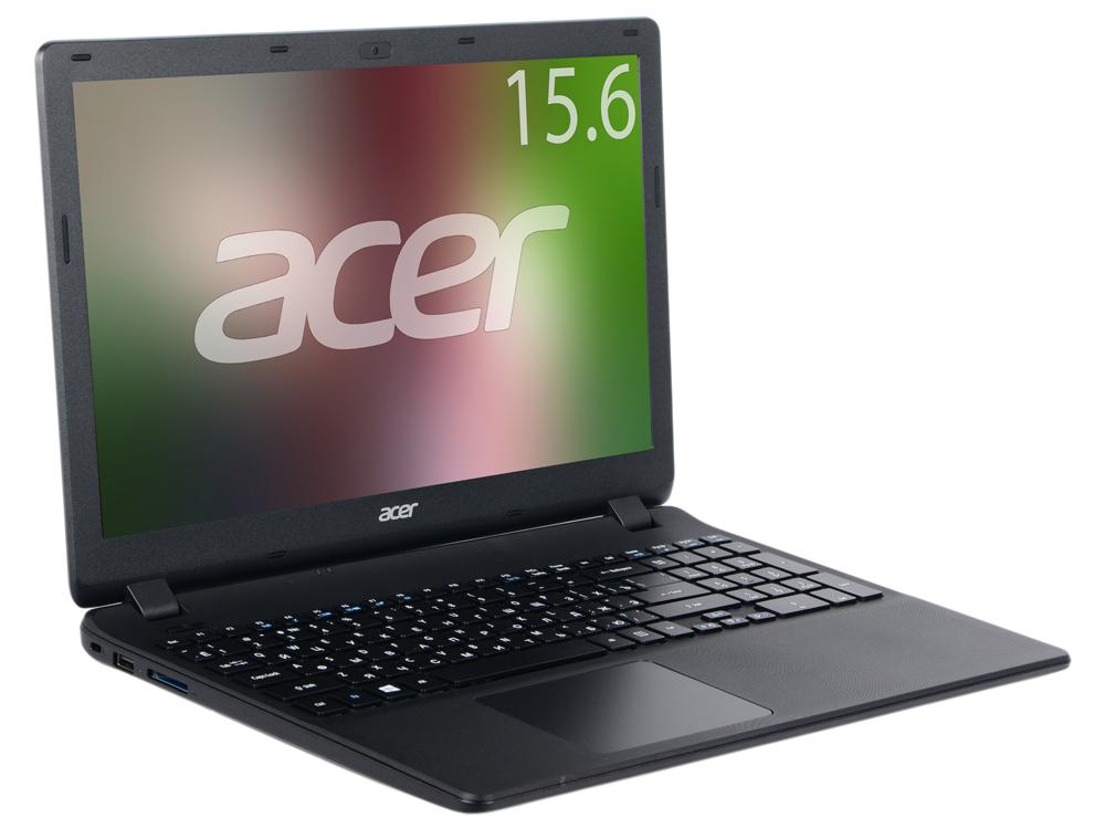 Ноутбук Acer Extensa EX2519-C5G3 (NX.EFAER.071) Celeron N3060 (1.6)/4G/128G SSD/15.6HD AG/Intel HD 400/noDVD/BT/Linux black ноутбук acer extensa ex2519 c5g3 nx efaer 071