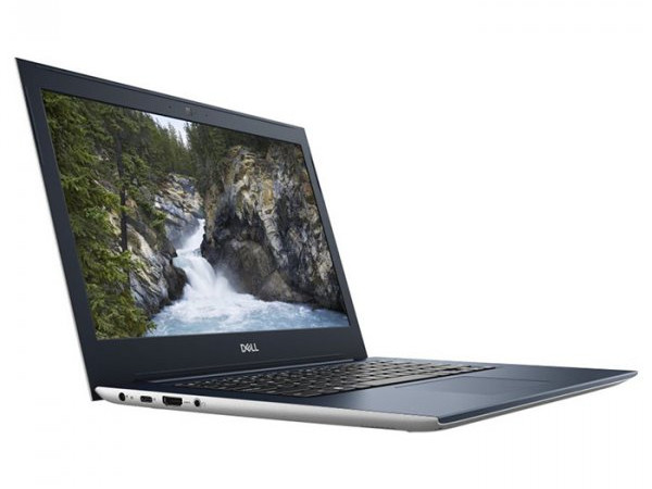 Ноутбук Dell Vostro 5471 (5471-2608) i5-8250U (1.6) / 8GB / 256GB SSD / 14 FHD TN / AMD Radeon 530 2GB / noODD / Win10 (Silver) ноутбук dell vostro 5468 core i5 7200u 4gb 1tb nv 940mx 2gb 14 0 win10 grey
