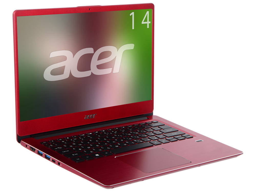 Ноутбук Acer Swift 3 SF314-54G-56GJ (NX.H07ER.001) i5-8250U (1.6) / 8GB / 256GB SSD / 14