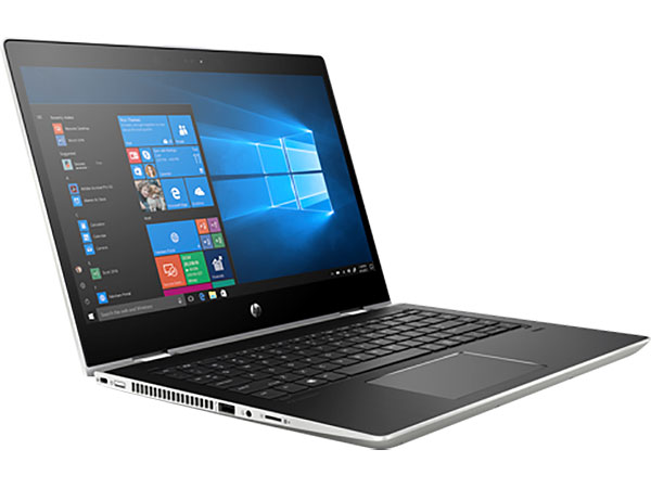 Ноутбук HP Probook x360 440 G1  i7-8550U (1.8)/8GB/256Gb SSD/14.0 FHD Touch/NV GeForce 130MX 2 Gb/BT/FPR/Win10 Pro (Natural Silver) 10 8 lcd display touch screen panel glass digitizer assembly replacement for dell venue 11 pro 7140 t07g002 frame bezel fhd