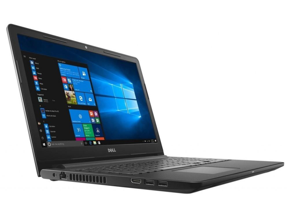 Ноутбук Dell Inspiron 3576 (3576-6243) i5-7200U (2.5) / 4GB / 1TB / 15.6 FHD AG / AMD 520 2GB / DVD-SM / Win10 (Black) ноутбук dell vostro 5468 core i5 7200u 4gb 1tb nv 940mx 2gb 14 0 win10 grey