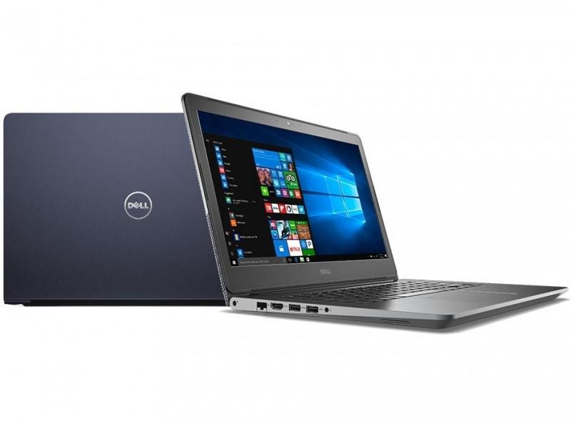Ноутбук Dell Vostro 5568 (5568-7226) i5-7200U (2.5) / 4GB / 1TB / 15.6 FHD AG / NV 940MX 2GB / noODD / Backlit / Win10 (Blue) ноутбук dell vostro 5568 i5 7200u 2200mhz 8g 1tb 15 6fhd ag gf 940m 4gb bt win10