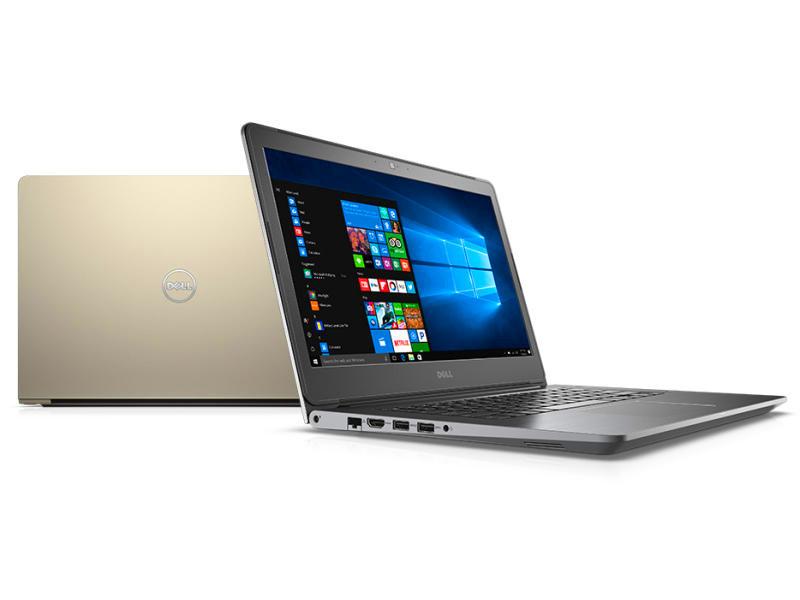 Ноутбук Dell Vostro 5568 (5568-7233) i5-7200U (2.5) / 4GB / 1TB / 15.6 FHD AG / NV 940MX 2GB / noODD / Backlit / Win10 (Gold) ноутбук dell vostro 5568 i5 7200u 2200mhz 8g 1tb 15 6fhd ag gf 940m 4gb bt win10