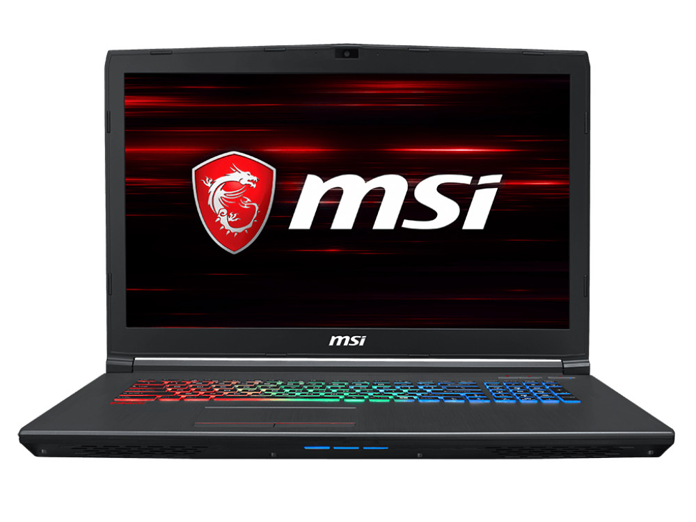 Ноутбук MSI GF72 8RE-066RU (9S7-179E22-066) i7-8750H (2.2) / 16GB / 1TB + 256GB SSD / 17.3 FHD AG 120Hz / NV GTX1060 6GB / noODD / Win10 (Black) laptop keyboard for msi gs70 gs60 gt72 gt62 black without frame