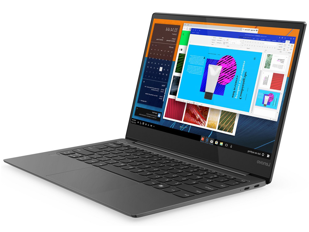 Ноутбук Lenovo Yoga S730-13IWL (81J0000BRU) i5-8256U (1.6) / 8GB / 256GB SSD / 13.3 FHD IPS Touch / Int:Intel UHD 620 / noODD / FPR / BackLight / Win10 (Grey) for south s730 handheld data collector lcd screen display touch screen touch panel digitizer glass