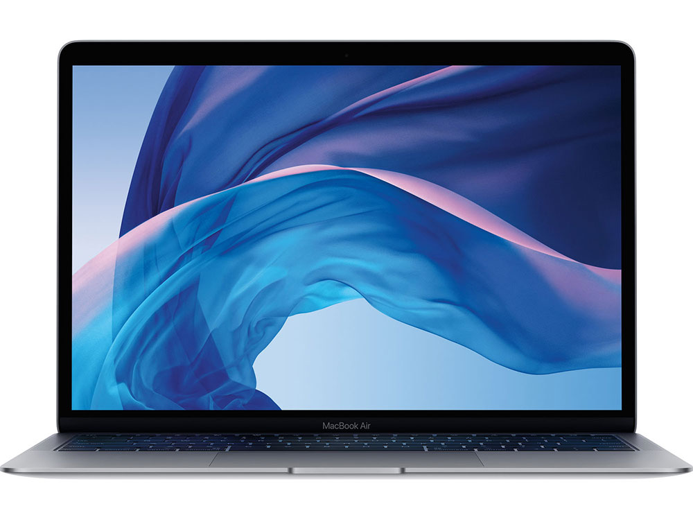 Ноутбук Apple MacBook Air Retina (Late 2018, MRE82RU/A) i5-8210Y (1.6) / 8GB / 128GB SSD / 13.3 2304x1440 / Intel HD Graphics 615 / macOS / Space Grey apple macbook [mnyg2ru a] space grey 12 retina 2304x1440 i5 1 3ghz tb 3 2ghz 8gb 512gb ssd hd graphics 615 mid 2017
