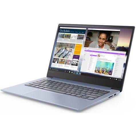 Ноутбук Lenovo IdeaPad 530s-14IKB (81EU00B8RU) 14.0''FHD IPS AG/i3-8130U (2.2)/8G/128G SSD/GMA HD/noDVD/WiFi/BT4.1/W10 BLUE lenovo ideapad 510s 13isk [80sj003crk] white 13 3 fhd i3 6100u 4gb 500gb nodvd w10