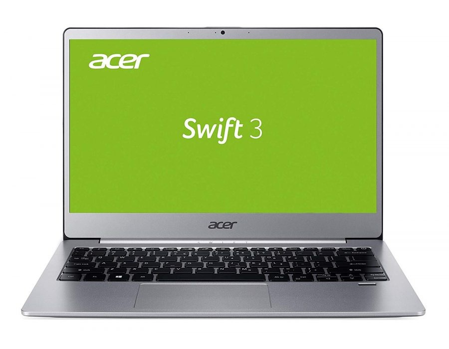 Ноутбук Acer Swift 3 SF313-51-58DV (NX.H3YER.001) i5-8250U (1.6) / 8Gb / 256Gb SSD / 13.3 FHD IPS / Win10 Home / Silver кпб a 20