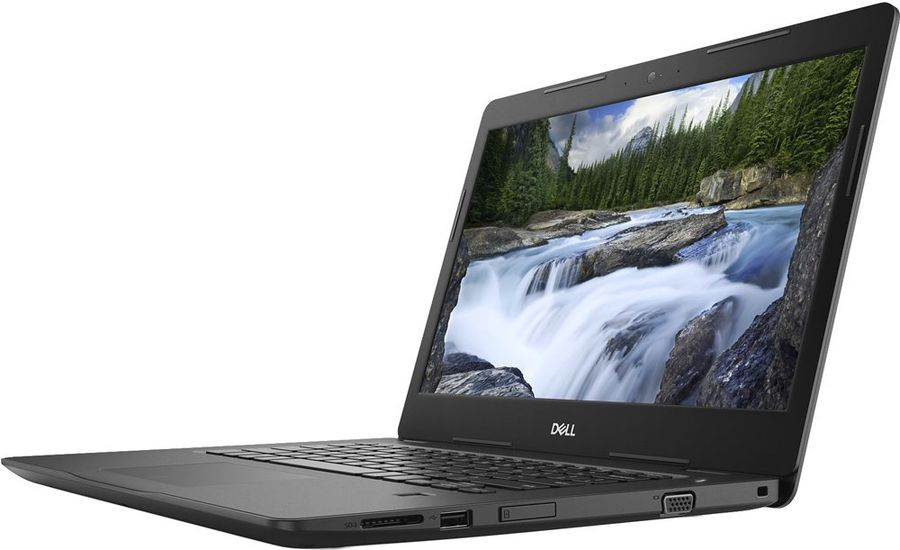 Ноутбук Dell Latitude 3490 (3490-2660) 14FHD/i5-8250U (1.6)/8G/1T/noDVD/Int:Intel UHD Graphics 620/Cam/BT/black/W10Pro ноутбук dell latitude 3490 core i5 8250u 8gb 1tb intel uhd graphics 620 14 fhd 1920x1080 windows 10 professional 64 black wifi bt cam
