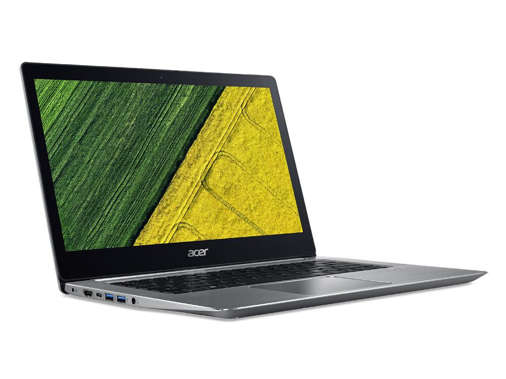 Ноутбук Acer Swift 3 SF314-54-573U NX.GXZER.004 i5-8250U (1.6) / 8GB / 256GB SSD / 14