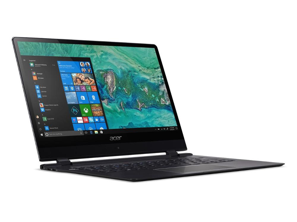 Ноутбук Acer Swift 7 SF714-51T-M3AH (NX.GUHER.002) i7-7Y75 (1.3) / 8GB / 256GB SSD / 14