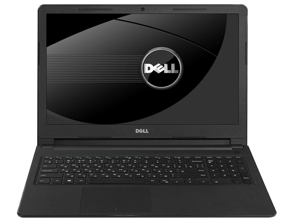 Ноутбук Dell Vostro 3568 (3568-5970) i3 7020U (2.3) / 4GB / 1TB / 15.6 HD AG / Int: Intel HD 620 / DVD-RW / Win10 Pro (Black) ноутбук dell vostro 3568 15 6 1366x768 intel core i3 6006u 3568 9361