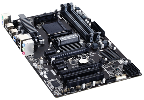 GA970AS3P-00-G. Производитель: Gigabyte, артикул: 0222155