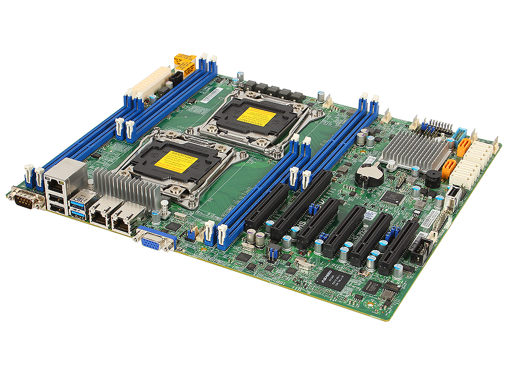 Фото - MBD-X10DRL-I-O 5piece 100% new it8570e axa it8570e axs i o chipset