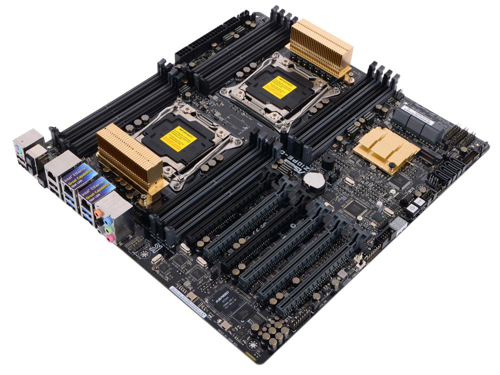 цены на Материнская плата ASUS Z10PE-D16 WS LGA2011-3 C612 16xDDR4 6xPCI-E x16 EATX