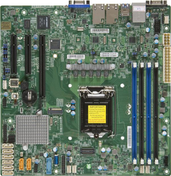 MBD-X11SSH-F-O supermicro mbd x11ssv q o