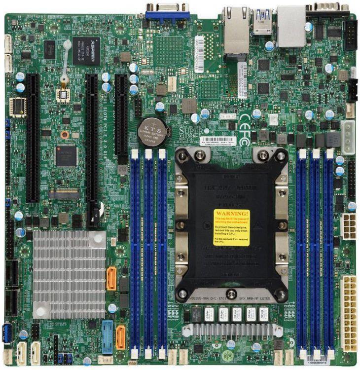MBD-X11SPM-F-O supermicro mbd x11ssv q o
