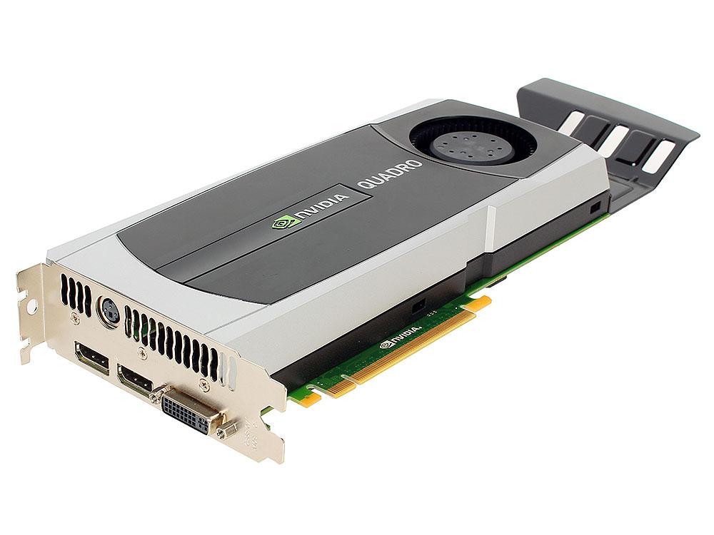 Проф видеокарта 6Gb nVidia Quadro 6000
