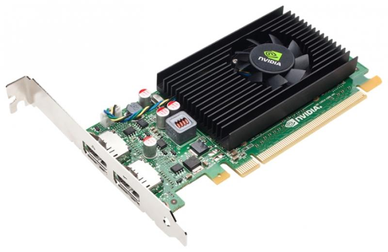 NVS 310 1GB DVI адаптер dell 540 bbds i350 qp 1gb full height
