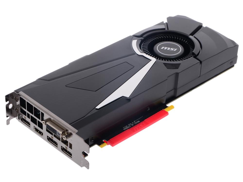 Видеокарта 8Gb MSI GTX 1070 AERO 8G OC