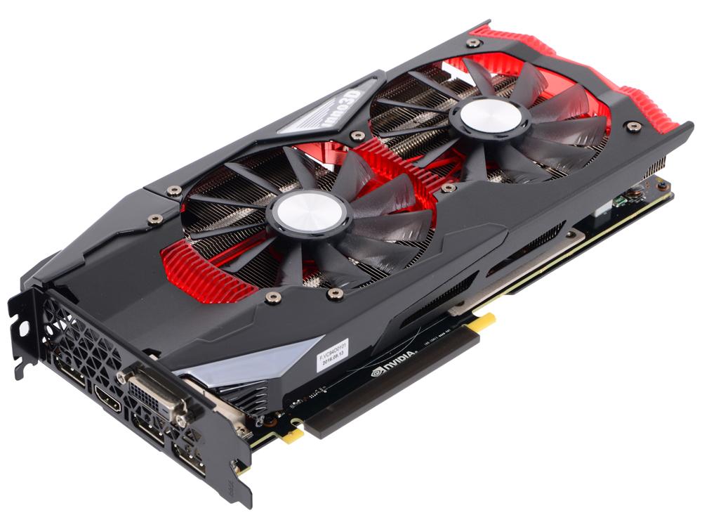Видеокарта 8Gb Inno3D GeForce GTX 1070 GAMING OC N1070-1SDN-P5DNX