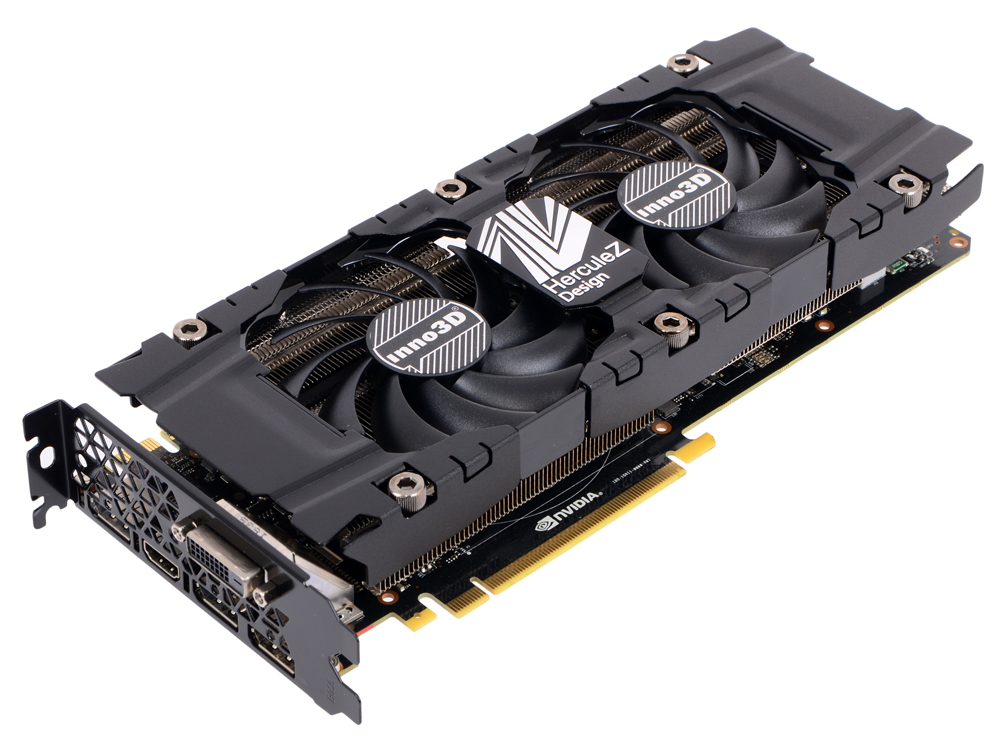 Видеокарта 8Gb Inno3D GeForce GTX 1070 Twin X2 N1070-1SDV-P5DN