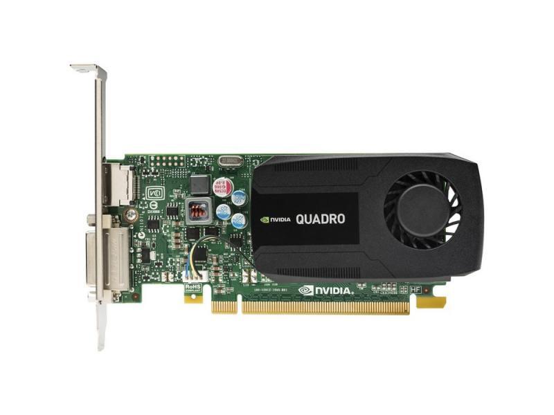 Видеокарта 1024Mb Dell Quadro K420 PCI-E DDR3 DVI DP OEM 490-BCIT