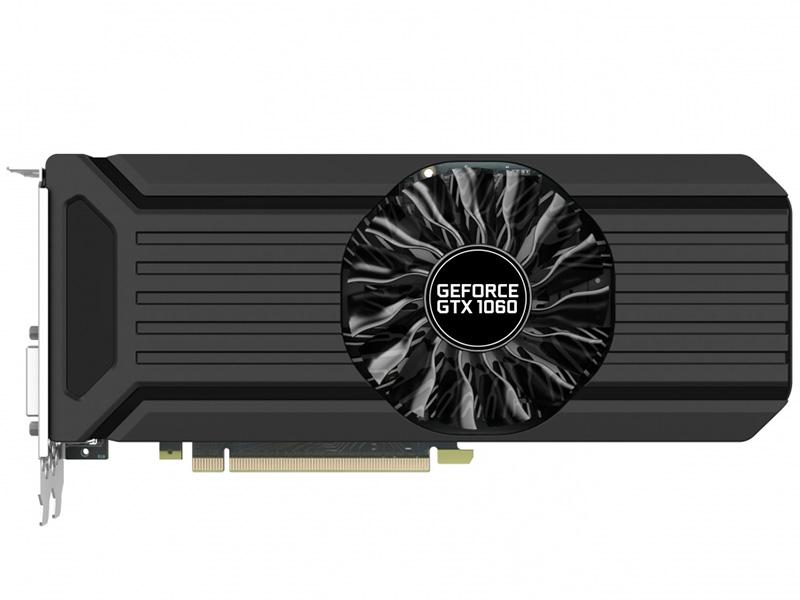Видеокарта Palit GeForce GTX 1060 Stormx 3G PA-GTX1060 STO 3072Mb 1506Mhz NVIDIA GTX1060/GDDR5/8000Mhz/192 bit/PCI-E/DVI,DP,HDMI видеокарта palit geforce gtx1050 ti dual 4g ne5105t018g1 4096mb 1290mhz nvidia gtx1050 ti gddr5 7000mhz 128 bit pci e dvi dp hdmi