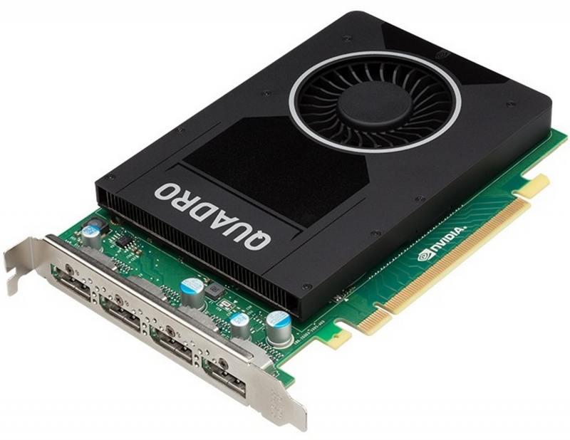 Видеокарта 4096Mb Dell Quadro M2000 490-BDER