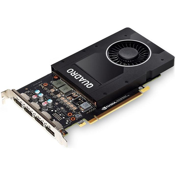 Проф видеокарта 5Gb PNY nVidia Quadro P2000