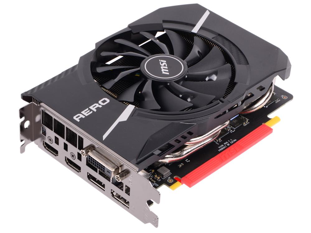 Видеокарта 8Gb (PCI-E) MSI GTX 1070 AERO ITX 8G OC (GTX1070, GDDR5, 256bit, HDCP, DVI, HDMI, 3xDP, Retail) красочные colorful igame gtx1070 vulcan x oc gtx1070 1620 1822mhz 8008mhz 8g 256bit gddr5 видеокарта игра