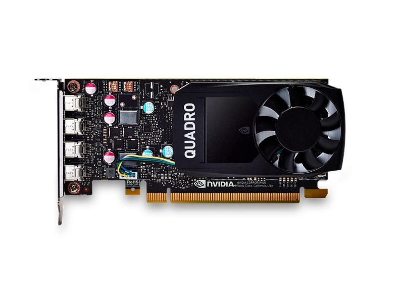 Проф видеокарта 2Gb PNY nVidia Quadro P600