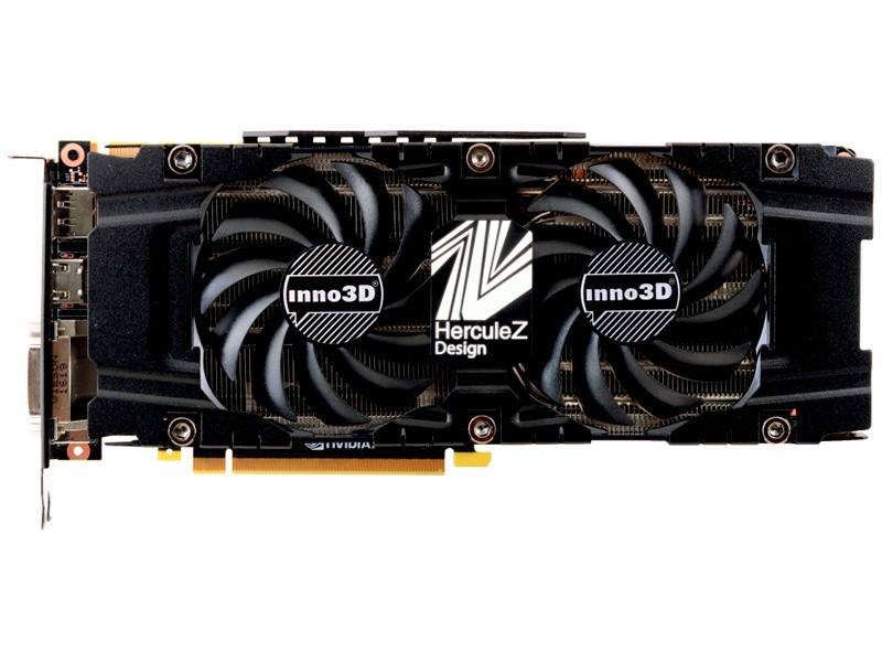 Видеокарта 11Gb Inno3D GeForce GTX 1080 Ti Twin X2 N108T-1SDN-Q6MN