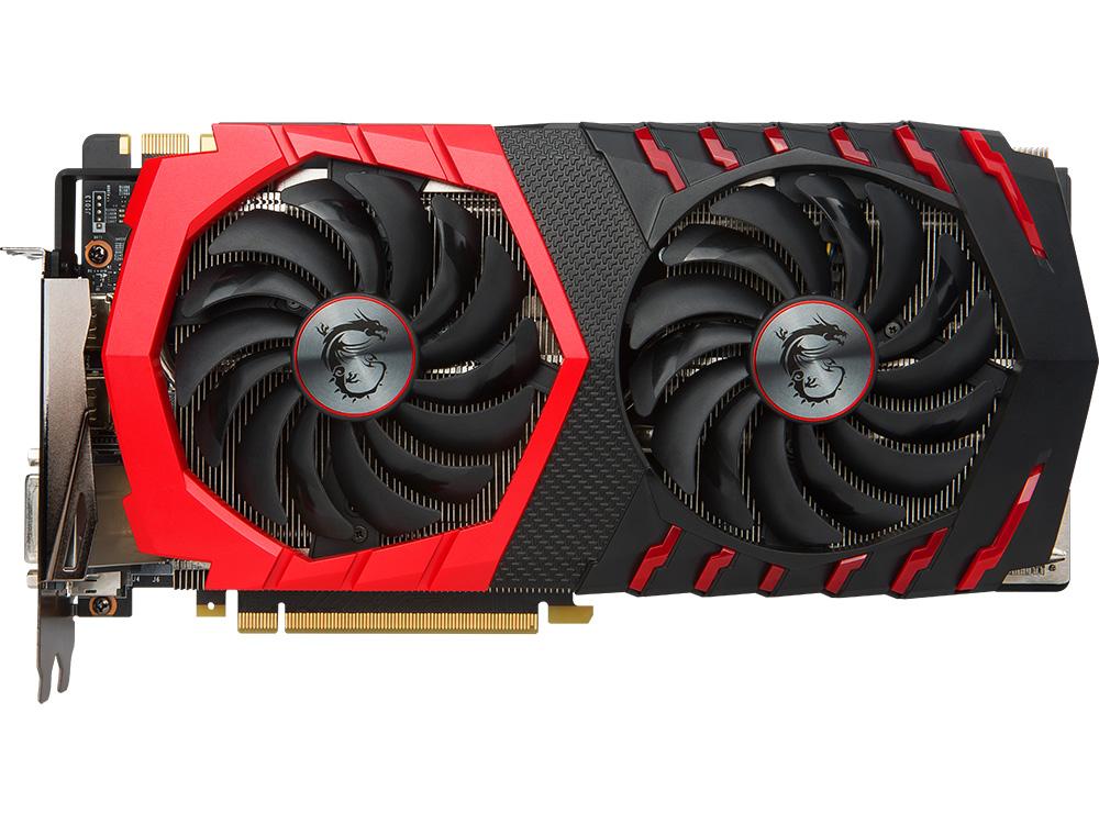 Видеокарта 11Gb MSI GeForce GTX 1080 Ti GAMING X 11G