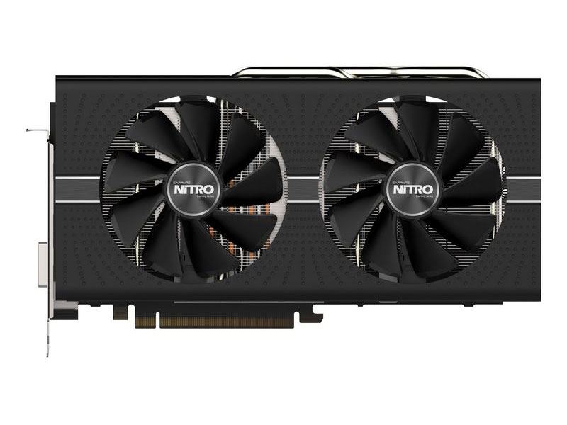 Видеокарта Sapphire Nitro+ RX 570 4Gb 1404Mhz (11266-14-20G) AMD RX 570/GDDR5/7008Mhz/256 bit/PCI-E/DVI,DP,HDMI цены онлайн