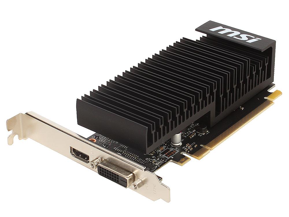 Видеокарта MSI GT 1030 2GH LP OCV1 2Gb 1265Mhz NVIDIA GT1030/GDDR5/6008/64 bit/PCI-E/ DVI HDMI rebekka bakken rebekka bakken most personal 2 lp