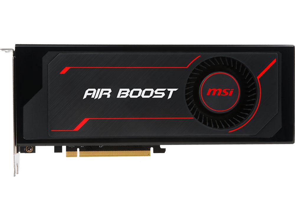 все цены на Видеокарта MSI Radeon RX Vega 64 Air Boost 8G OC 8GB 1272 MHz Radeon RX Vega 64/HBM2 945MHz/2048 bit/PCI-E/3*DP HDMI онлайн