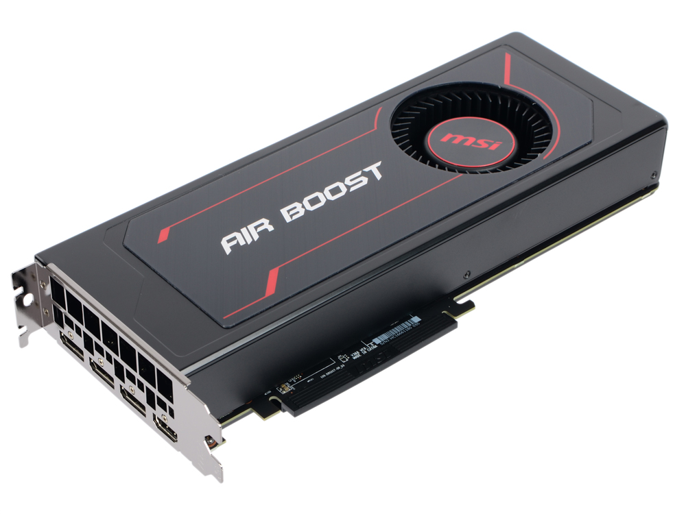 Видеокарта MSI Radeon RX Vega 56 Air Boost 8G OC 8GB 1181 MHz Radeon RX Vega 56/HBM2 800MHz/2048 bit/PCI-E/3*DP HDMI led 2017 2018 mazd 3 axela daytime light axela fog light axela headlight tribute rx 7 rx 8 protege mx 3 miata cx4 axela
