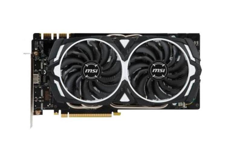 Видеокарта MSI P104-100 MINER 4G 4GB 1607 MHz NVIDIA P104-100/GDDR5X 10010MHz/256bit/PCI-E 5piece 100