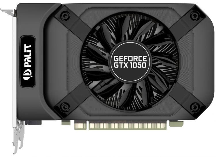 все цены на Видеокарта Palit GeForce GTX1050 PA-GTX1050 StormX 3GB 1392 MHz