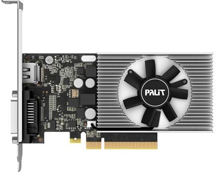 Видеокарта Palit GeForce GT1030 PA-GT1030 2GD4 2GB 1151 MHz