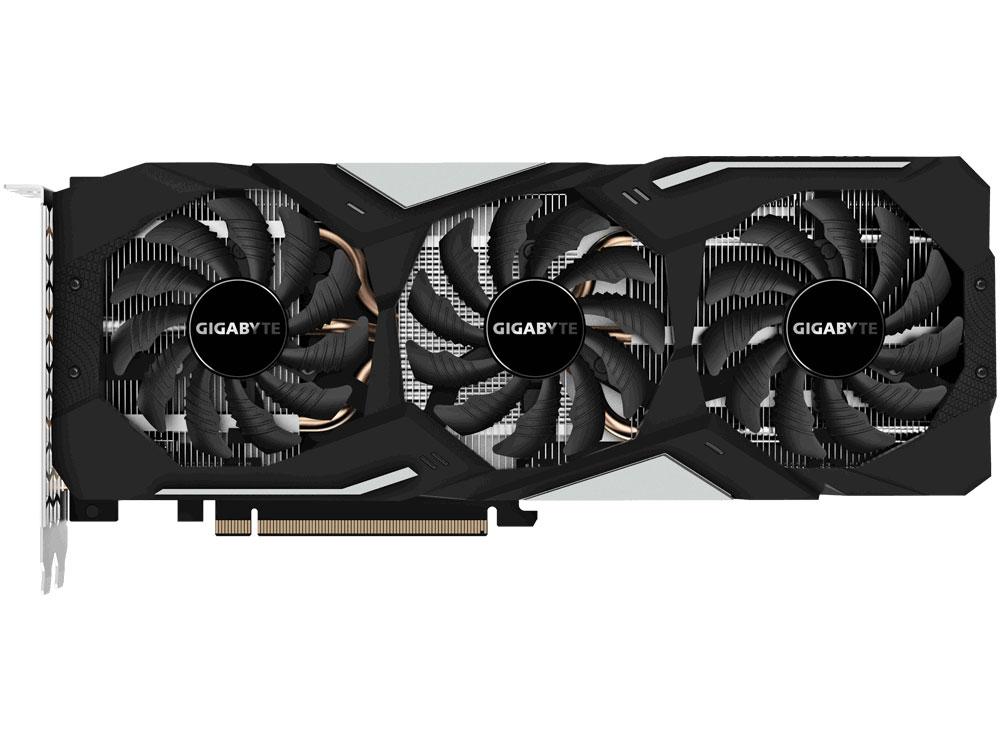 Видеокарта 6Gb  GIGABYTE GeForce GTX 1660 Ti GV-N166TGAMING OC-6GD pci e to