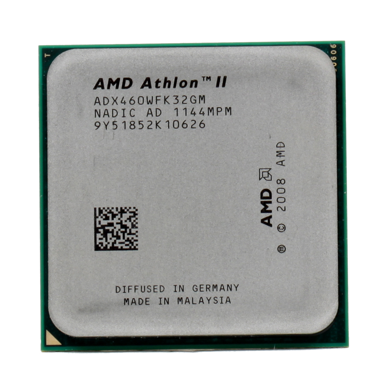 Процессор AMD Athlon II X3 460+ OEM (SocketAM3) (ADX460WFK32GM) от OLDI