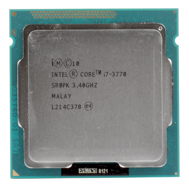 Процессор Intel Core i7-3770 OEM 3.40GHz, 8Mb, 95W, LGA1155 (Ivy Bridge) цена