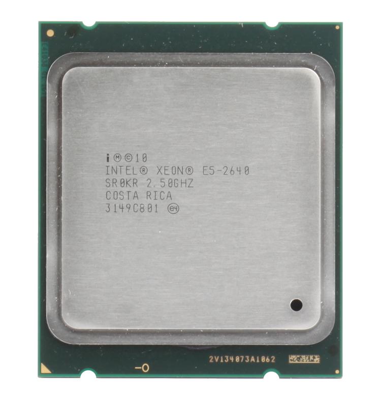 Процессор Xeon® E5-2640 OEM