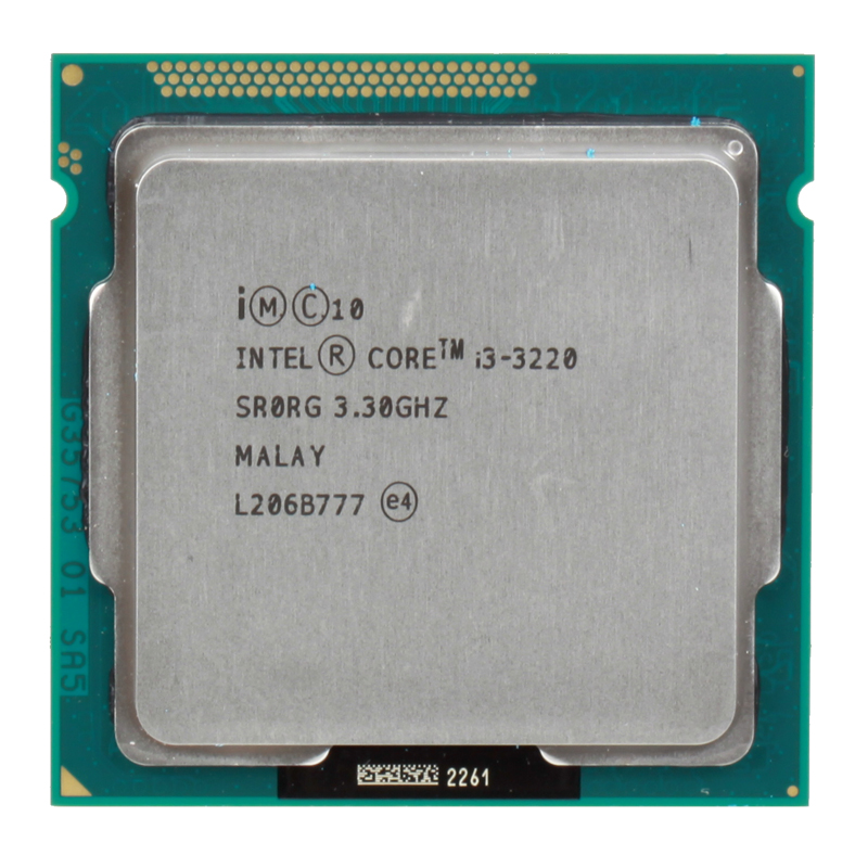 Процессор Intel Core i3-3220 OEM (3.30GHz, 3Mb, LGA1155 (Ivy Bridge)) direct heated stencils lga1155 cpu stencil template