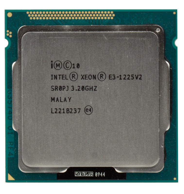 Процессор Xeon® E3-1225v2 OEM
