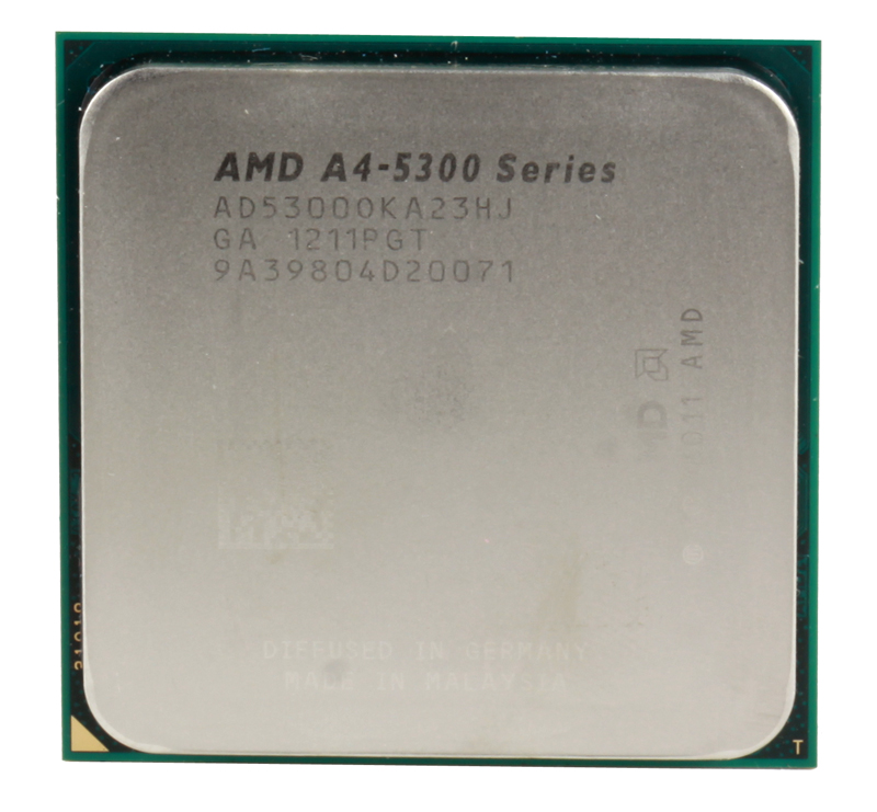 Процессор AMD A4 5300 OEM SocketFM2 (AD5300OKA23HJ) процессор amd a4 4000 box &lt socketfm2&gt ad4000okhlbox